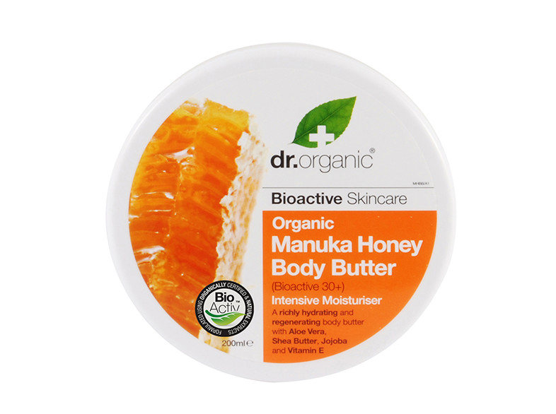 dr. organic body butter