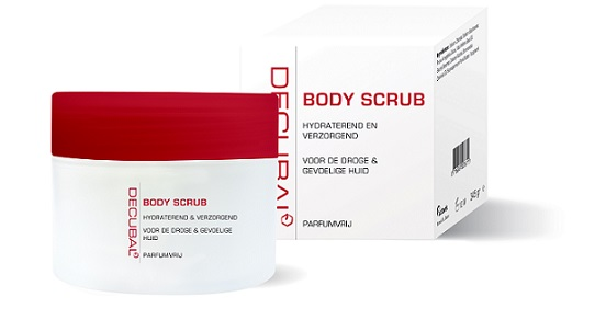 Decubal Body Scrub 3D productverpakking LOW RES1