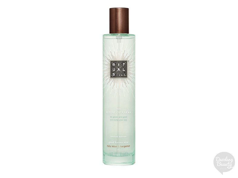 the ritual of karma bed en body mist