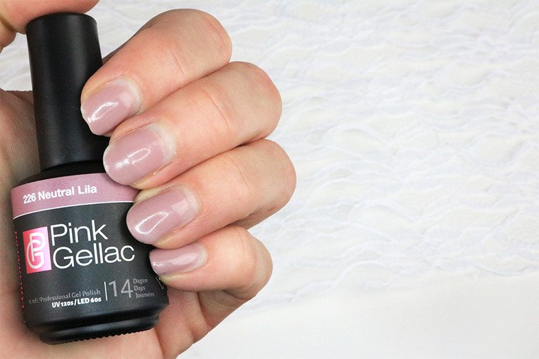 pink gellac review dag 14