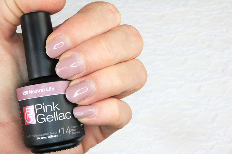 pink gellac review dag 7