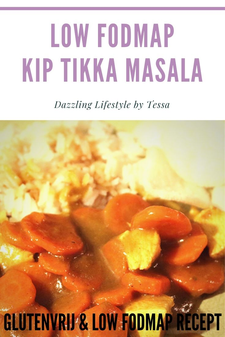 low fodmap tikka masala