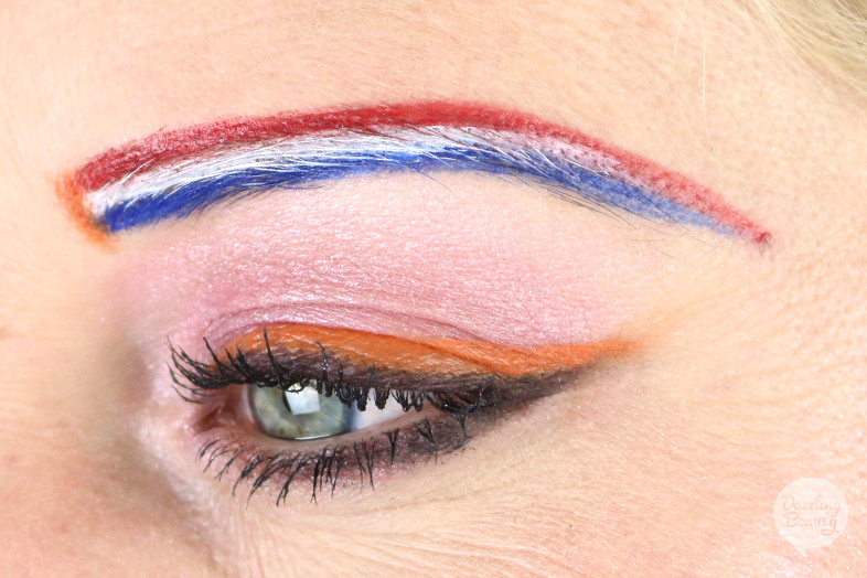 koningsdag make up look