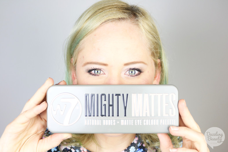 mighty mattes w7 ooglook