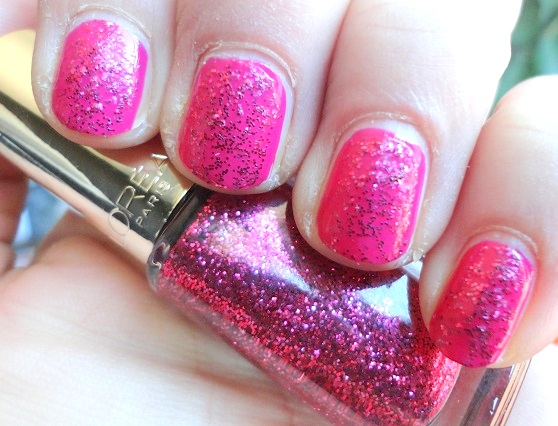 Catrice roze LOreal glitters