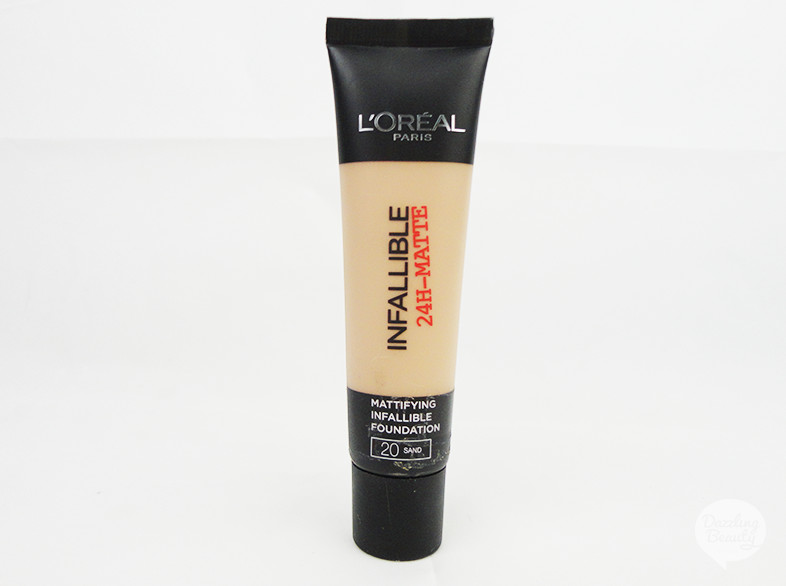 favoriete make up foundation