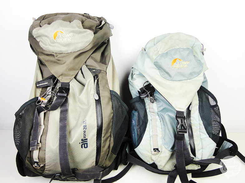 ultra light backpacks