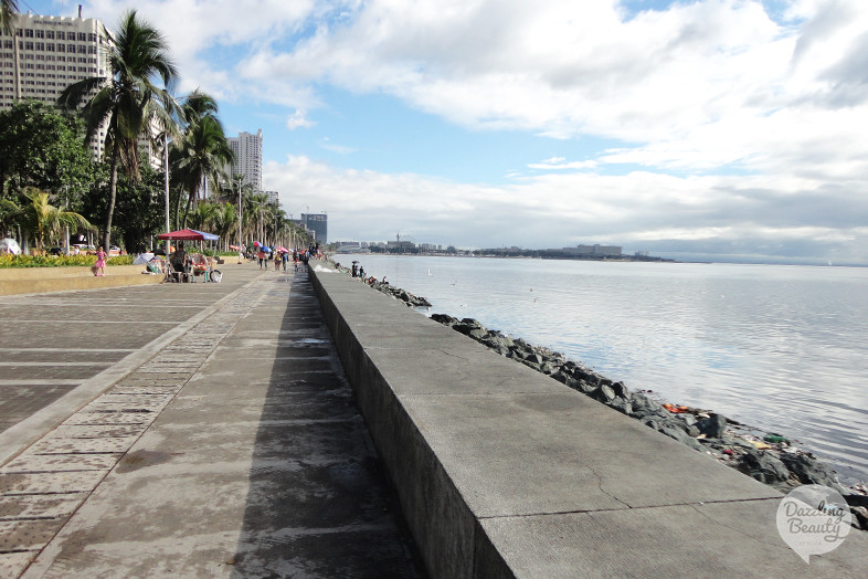 manilla baywalk