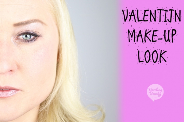 Valentijn Make-up Look!