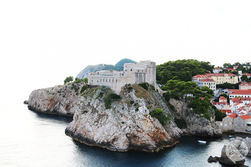 Game of Thrones King's Landing in Dubrovnik!