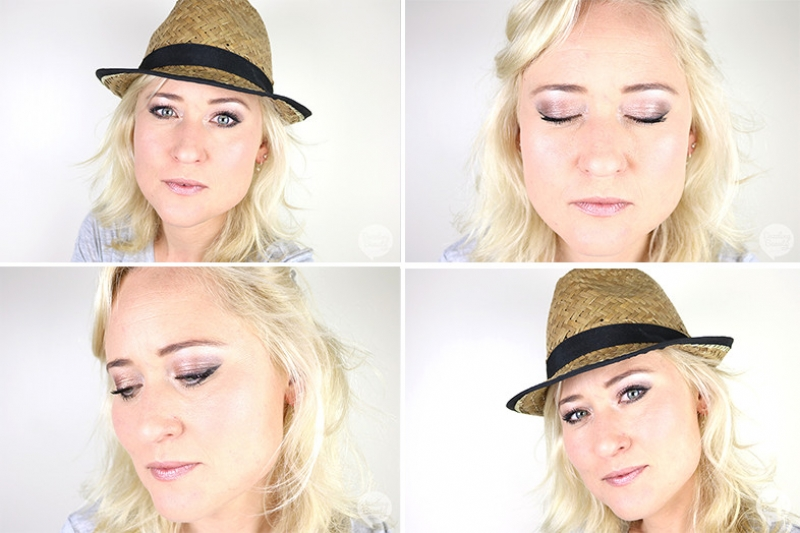 zomer make up look tutorial