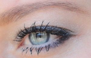 Make-up look met Catrice Metallure