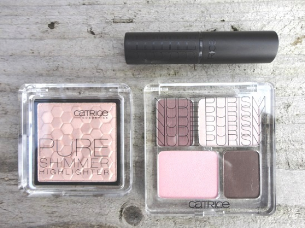Make-up look Catrice Nude Purism