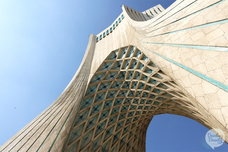 Teheran | Azadi Tower!