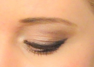De make-up van Anouk