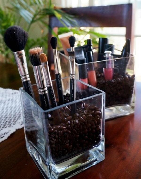 Make-up netjes opruimen