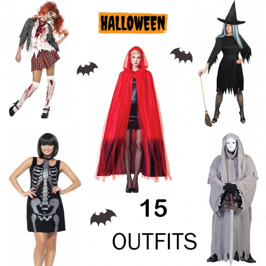halloween kostuum inspiratie
