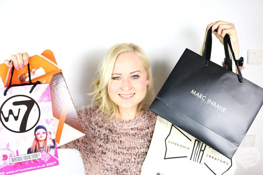Unboxing Goodiebags & Perspakketten