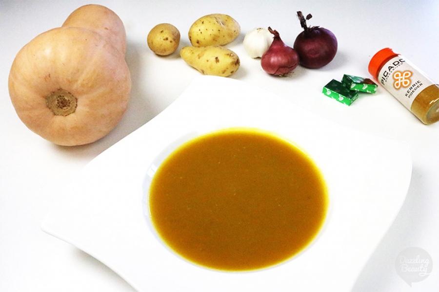 pompoensoep recept
