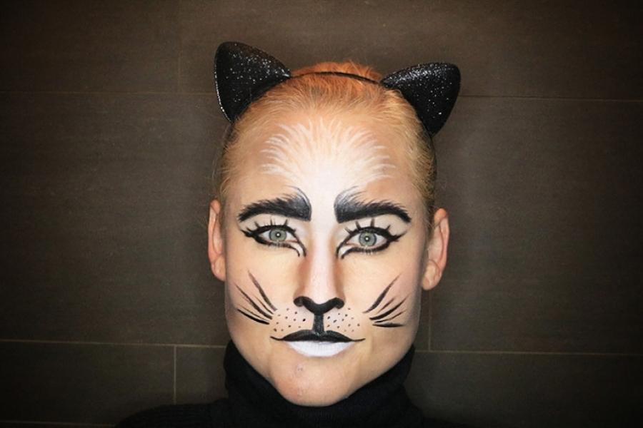 Uitzonderlijk Kat Make-Up Look | Halloween Tutorial &QZ91