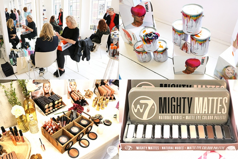 Impressie event De Proefparade Beauty Collection 2017!