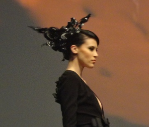 Hairshow Alexandre Paris tijdens Hairstyle 2.0