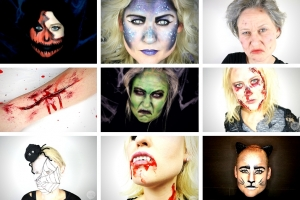 Wat is jouw favoriete Halloween make-up tutorial?