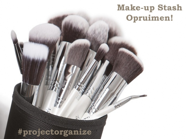 Make-up Stash Opruimen!