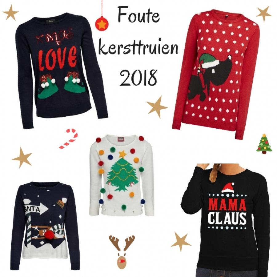 Foute Kersttrui Xl.Foute Kersttrui 2018