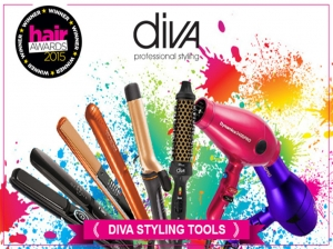 DIVA Professional Styling Tools!