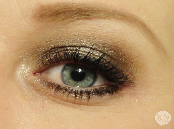 Smokey eyes met Sleek i-Divine Au Naturel Palette