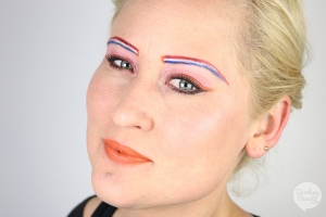 Koningsdag Make-up Look!