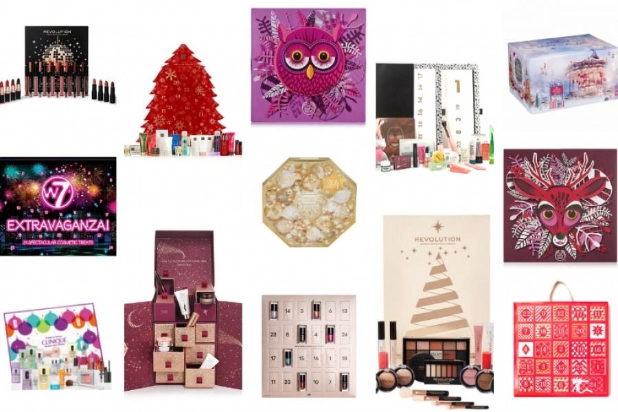 Beauty Weihnachtskalender.Adventskalender 2018 Beauty Make Up Meer