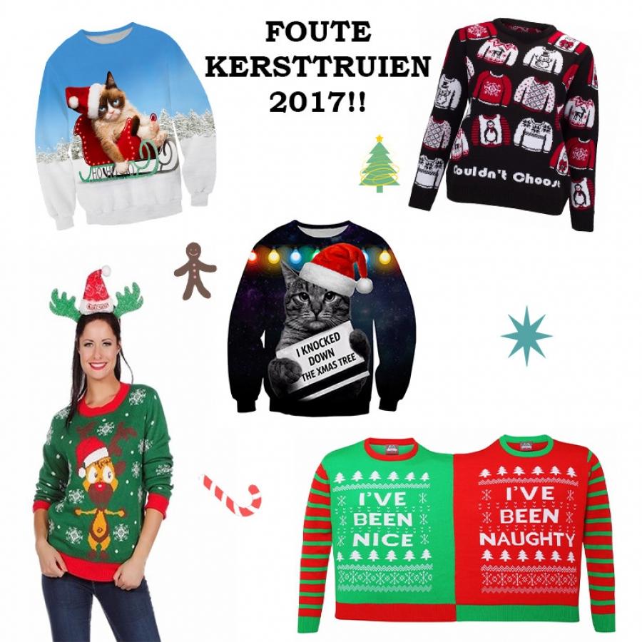 Foute Kersttrui Xl.Foute Kersttrui 2017