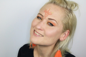 Koningsdag Make-up Look!!