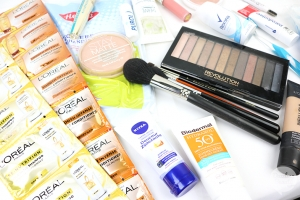 Wat neem je mee op reis - Beauty essentials