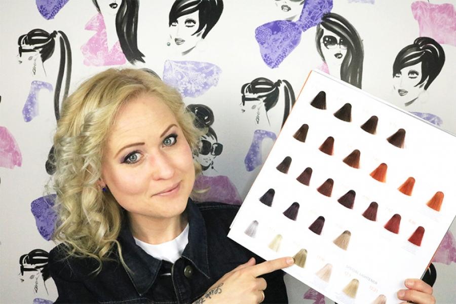 welke haarkleuren passen bij welke huidtint