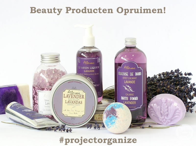 Beauty Stash Opruimen - Project Organize Part 3!
