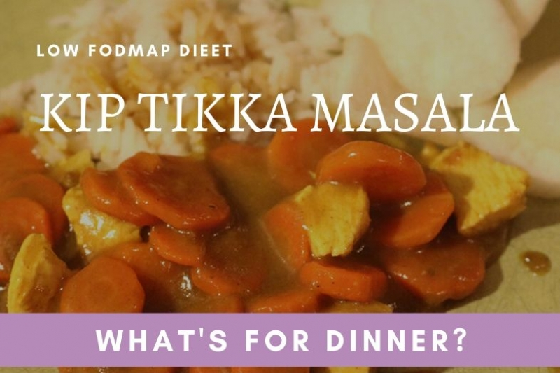 Low Fodmap Tikka Masala!!