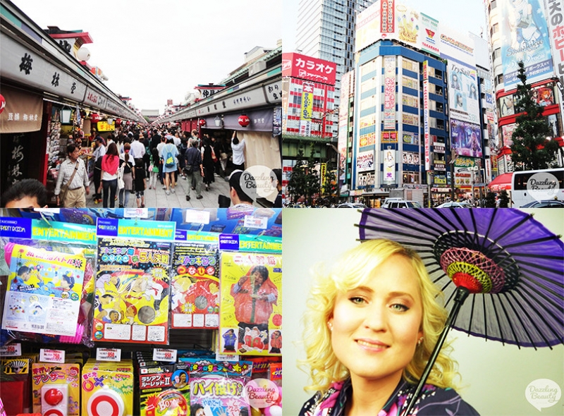 Shopping in Japan!