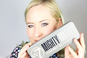 W7 Mighty Mattes Palette Make-up Look & Review!
