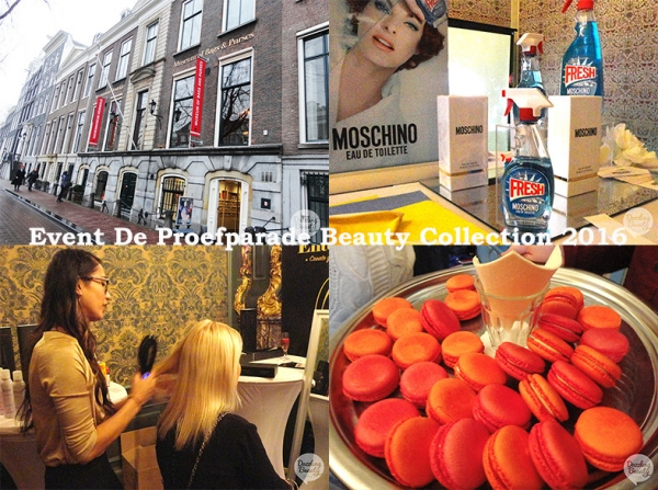 Event De proefparade in Amsterdam!